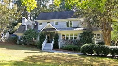 Atlanta Single Family Home For Sale: 977 Wildwood Road NE