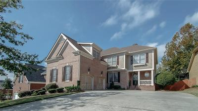 Norcross Single Family Home For Sale: 5297 Spalding Mill Place
