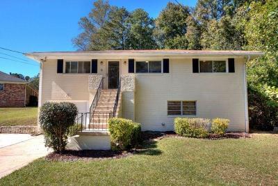 Atlanta GA Single Family Home For Sale: $100,000