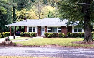 Atlanta Single Family Home For Sale: 2040 Shirley Street SW