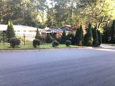 Atlanta Single Family Home For Sale: 2473 Woodacres Road