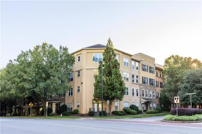 Brookhaven Condo/Townhouse For Sale: 10 Perimeter Summit Boulevard NE #2314