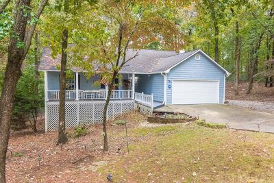 Acworth Single Family Home For Sale: 1341 Colonial Trace NW