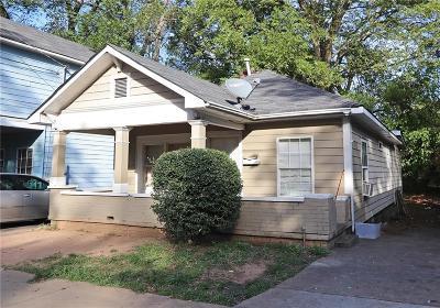 Atlanta Single Family Home For Sale: 1086 McDaniel Street SW