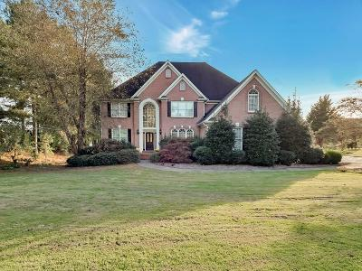 Dawsonville Single Family Home For Sale: 224 Gold Leaf Terrace