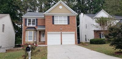 Lawrenceville Single Family Home For Sale: 2880 Binghampton Lane