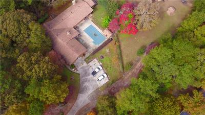 Conyers Single Family Home For Sale: 2720 Dennard Road