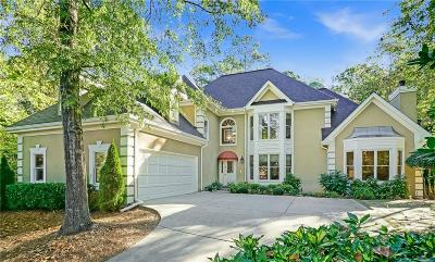 Sandy Springs Single Family Home For Sale: 7465 Stoneykirk Close