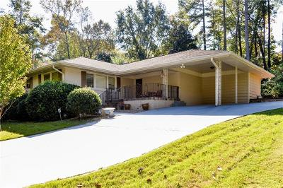Atlanta Single Family Home For Sale: 1169 Wild Creek Trail