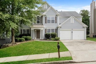 Kennesaw Single Family Home For Sale: 3180 Elmendorf Drive NW