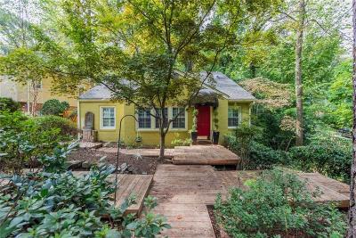 Morningside Single Family Home For Sale: 1490 Wessyngton Road NE
