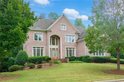 Johns Creek Single Family Home For Sale: 790 Vista Bluff Drive