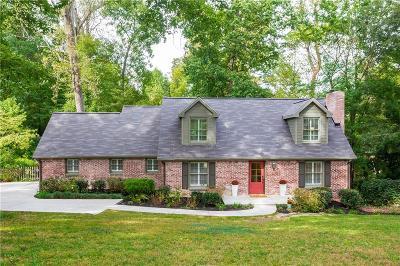 Pine Hills Single Family Home For Sale: 1180 Roxboro Drive NE