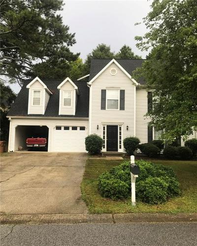 Powder Springs Single Family Home For Sale: 3144 Nectar Drive