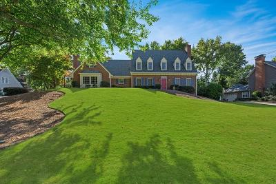 Sandy Springs Single Family Home For Sale: 770 Amster Green Drive