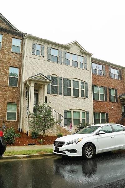 Milton Condo/Townhouse For Sale: 845 Ivy Vine Place