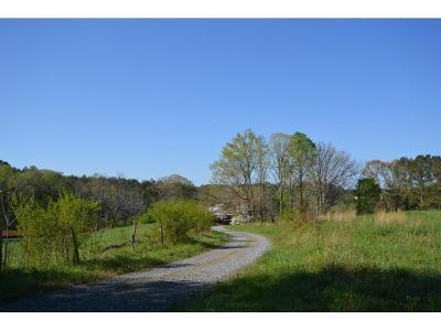 Talking Rock Land/Farm For Sale: 385 Dean Trail