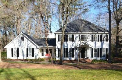 Peachtree Corners Single Family Home For Sale: 5665 Creekside Court