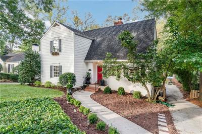 Peachtree Hills Single Family Home For Sale: 2063 Fairhaven Circle NE