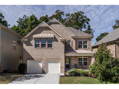 Suwanee Single Family Home For Sale: 1747 Baxley Pine Trace