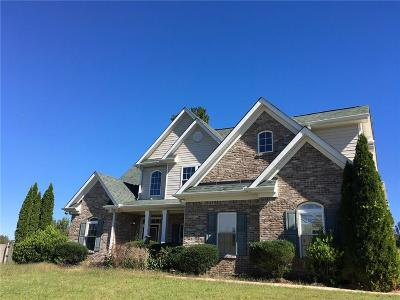 McDonough GA Single Family Home For Sale: $244,900