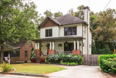 Atlanta Single Family Home For Sale: 2129 Oakview Road