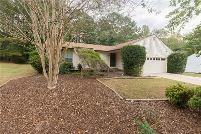 Peachtree City Single Family Home For Sale: 109 Lanyard Bend