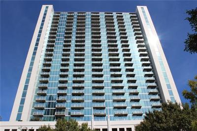 Condo/Townhouse For Sale: 3324 Peachtree Road NE #2303