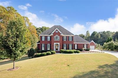 Dacula Single Family Home For Sale: 3335 McKinley Point Drive