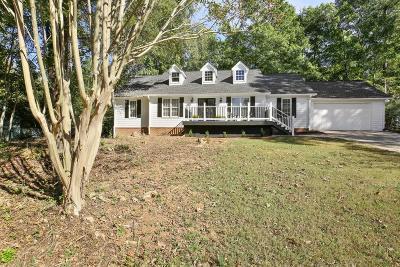 Berkeley Lake Single Family Home For Sale: 4387 S Berkeley Lake Road