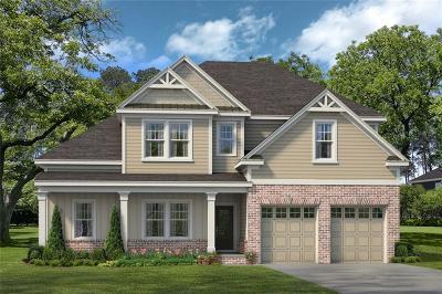 Powder Springs Single Family Home For Sale: 4124 Vine Ridge Drive