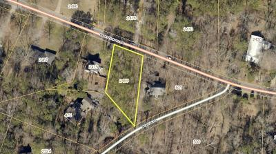 Marietta Residential Lots & Land For Sale: 2465 Burnt Hickory Road NW