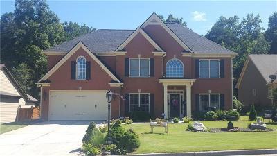 Dallas Single Family Home For Sale: 312 Dorys Way