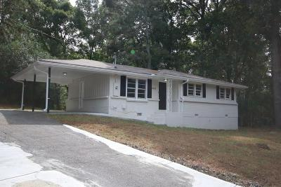 Dacula Single Family Home For Sale: 2362 Stanley Road