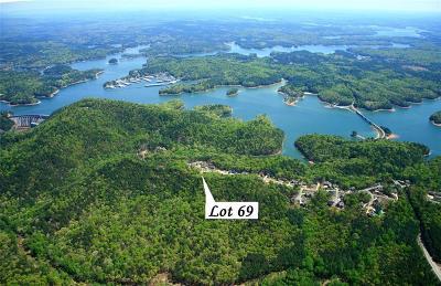 Cartersville Residential Lots & Land For Sale: 23 Sunset Ridge