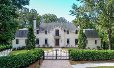 Buckhead Single Family Home For Sale: 1250 Beechwood Hills Court NW