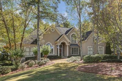 Alpharetta Single Family Home For Sale: 13765 Belleterre Drive