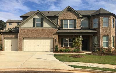 Buford Single Family Home For Sale: 3853 Golden Gate Way