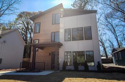 Atlanta Single Family Home For Sale: 1149 Wade Street NE