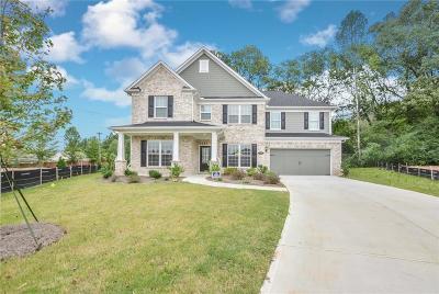 Lilburn Single Family Home For Sale: 3201 Katelyn Court