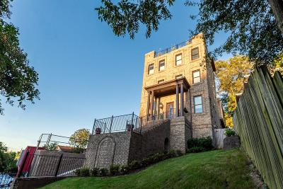 Old Fourth Ward Condo/Townhouse For Sale: 629 Boulevard NE #1
