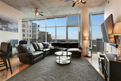 Condo/Townhouse For Sale: 950 W Peachtree Street #2012