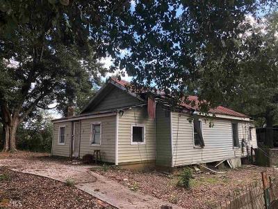Henry County Single Family Home For Sale: 3689 Jonesboro Road