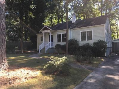 Decatur Single Family Home For Sale: 2623 Charlesgate Avenue