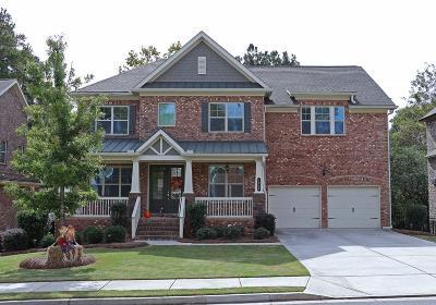 Alpharetta Single Family Home For Sale: 1220 Redbud Drive