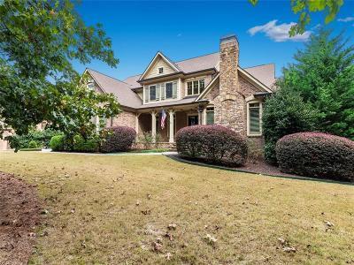 Dacula Single Family Home For Sale: 2297 Hamilton Mill Parkway