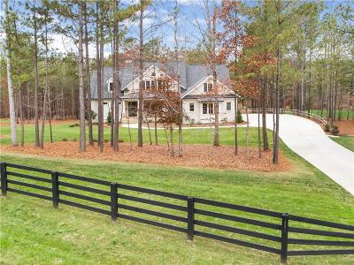 Cherokee County Single Family Home For Sale: 114 Serenity Lake Drive
