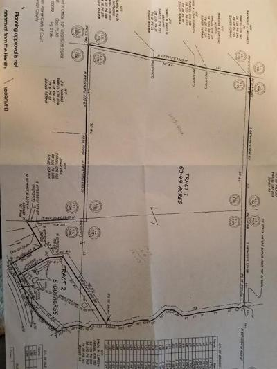 Residential Lots & Land For Sale: Kelly Bridge Rd 62 Ac Road