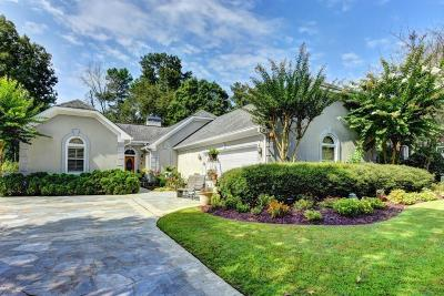 Roswell Single Family Home For Sale: 2505 The Fifth Fairway