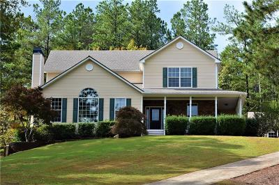 Ball Ground GA Single Family Home For Sale: $428,000